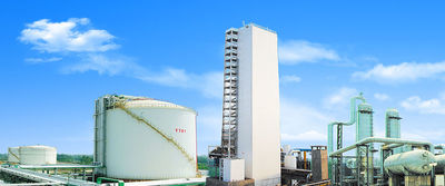 quality Cryogenic LNG Storage Tanks factories