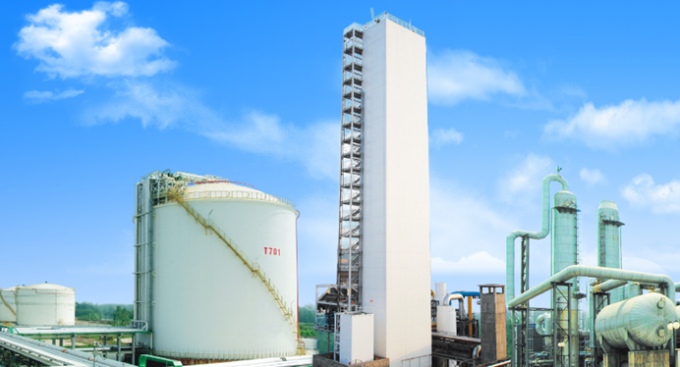 Small Scale LNG Liquefaction Plant Cryogenic Ethylene Storage Tank -105℃