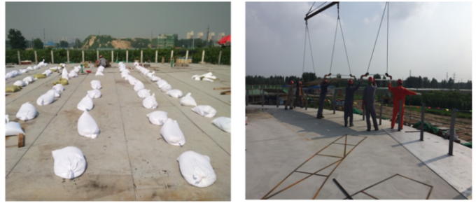 5000m3 Cryogenic LNG Storage Tanks For Coal Bed Gas Liquefaction Peak Adjust Project