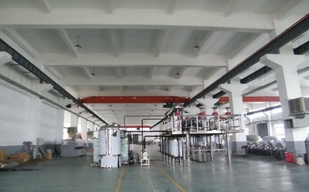 Workshop of Supercritical CO2 Extraction Plant