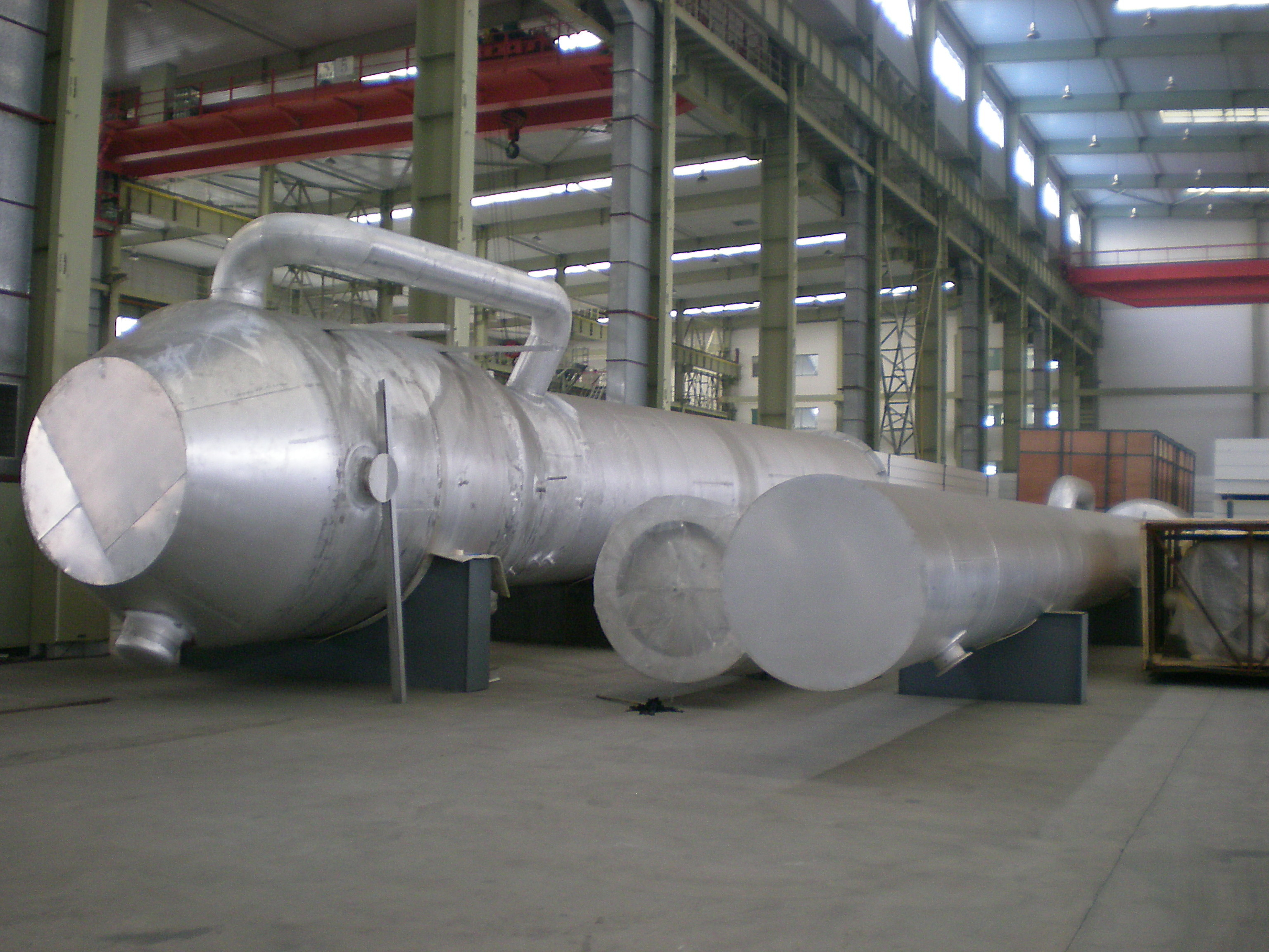Factory of Air Separation Plant
