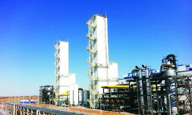 China Gaseous Oxygen Air Separation Unit ASU Inner Compression 350 TPD ASP 10000 M3/H factory