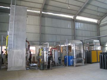 China 100 Kw Oxygen Skid Mounted Units 50Nm3/H Cryogenic Process Engineering factory