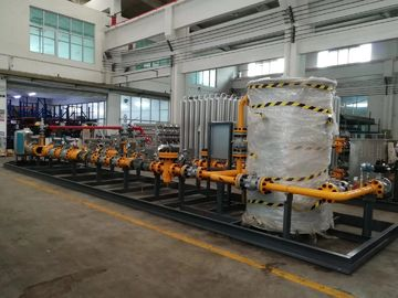 China Skid Mounted LNG Gasification Plant 1.6MPa Pressure After Pumping 30Kw factory