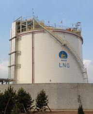 China Professional Single Containment LNG Storage Tank 16500mm Liquid Level factory