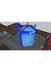 20000m3 Full Containment LNG Storage Tank Double Ethylene Storage Tank