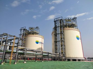 Liquid Gas Full Containment LNG Storage Tank 10000m3 Double Tank Designed