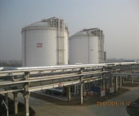 20000m3 LNG Regasification Terminal Cryogenic Ethylene Storage Tank -105℃