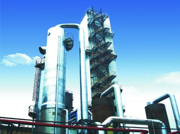 China Gaseous Oxygen Cryogenic Air Separation Plant 350 TPD ASP Gas Separation Unit factory