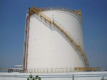 China 5000m3 Single Containment LNG Storage Tank Self support Double Layers factory
