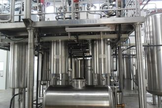 China Large Scale Supercritical CO2 Extraction Machine 200 Bar To 400 Bar Pressure factory