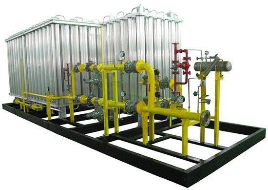 LNG Odorization Cryogenic Equipment Pressurization Skid Mounted Pumping Systems supplier