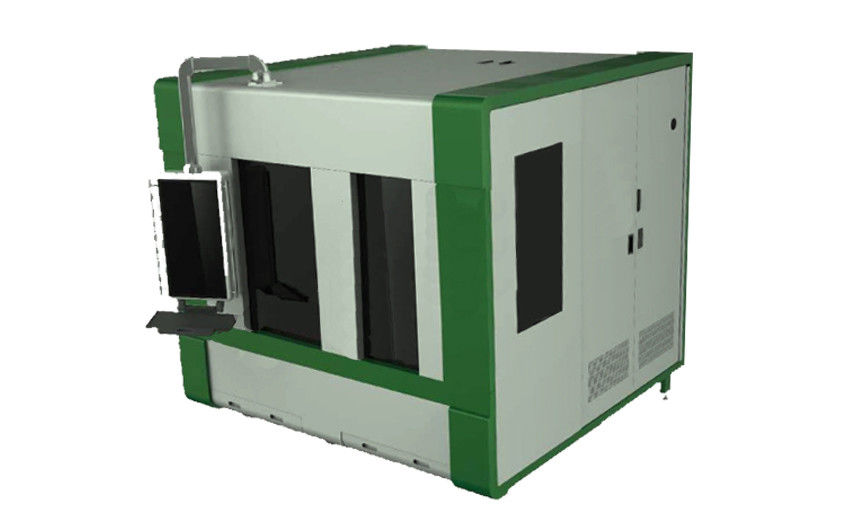Ultrafast Laser And Traditional Machining Combination Machine For Aerospace